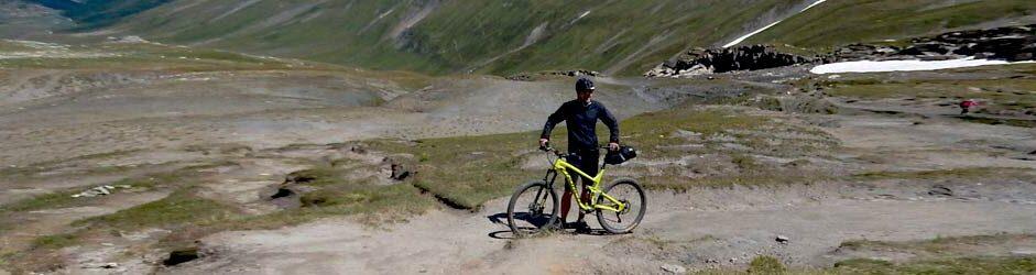 Ciclismo e mountain bike a Courmayeur