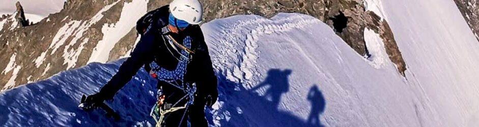 Alpinismo a Courmayeur